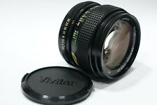Pentax K mount fit Vivitar 28-50mm 1:3.5-4.5 lens, fits K mount camera