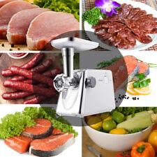 1300W Hachoir à viande électrique remplissage de saucisse Neuf