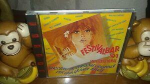 CD FESTIVALBAR '91 INTERNATIONAL SIGILLATO RARO 1991 EMI