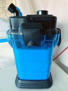 Penn Plax Cascade 1000 Aquarium Canister Filter 200 Gallons (350 GPH)