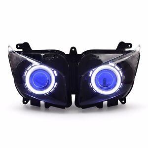 KT LED Headlight For Yamaha FZ1 FZ1S 2006-2016
