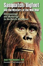 Sasquatch & The Mystery of Wild Man [ Mint & Sealed ] Cryptozoology & Mythology
