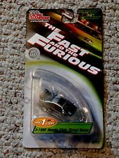 Racing Champions ERTL Fast and Furious 1995 Civic Street Racer Release 1 Series