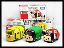 TOMICA Disney 7-11 Xmas Limited TSUM TSUM Mickey Mouse Minnie Plute Seveneleven