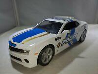 2010 Chevrolet Camaro SS RS Police 1:18 Scale Car Maisto Special Edition