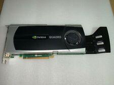 Dell NVIDIA Quadro 5000 2.5GB GDDR5 PCI-E 2.0 x16 Video Card 0YMYKM