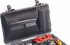Pelican 1510SC LID Detachable Computer Sleeve & Pouch 1510 SC (NO CASE)