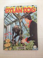 DYLAN DOG N.103 I DEMONI - ORIGINALE OTTIMO - TIZIANO SCLAVI -