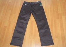 """STONE ISLAND BROWN SHADOW PROJECT TROUSERS 32""""W & 34""""L NEW WITH TAGS RRP £200"""