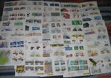 Bund 2003 bis 2006 komplett Messebelege Messebriefe 40 Stück mit Cachet  - TOP !