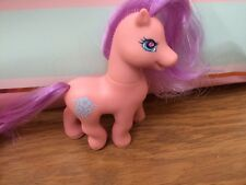 My Little Pony 1997 Collectable - Morning Glory Rare! - Pink & Purple G2 Gem Eye