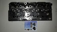 Kubota  KX121-2 Bare Cylinder Head Part # 16429-03040 With Top End Gasket Set