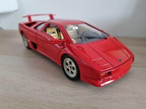 Lamborghini Diablo (1:18 scale Bburago model) (3028) (with box)