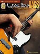Classic Rock Bass - A Breakdown of Bass Guitar Styles and Techniques S 000695641