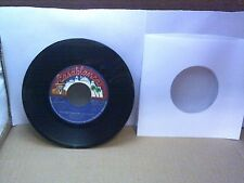 Old 45 RPM Record - Casablanca NEB 0001 - Bill Amesbury - Virginia (stereo&mono)