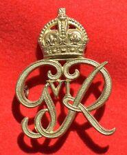 British Army. Norfolk Yeomanry Genuine Cap Badge