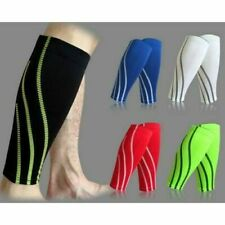 Running Leg Calf Brace Support Stretch Sleeve Protect Compression Exercise Sport