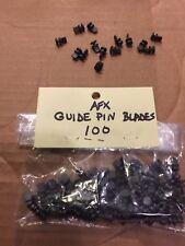 Aurora slot car AFX guide pins single blade 100 piece bag