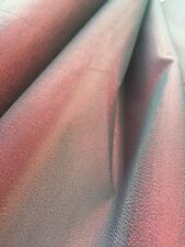 Metallic Organza 'Zinc' (per metre), dress fabric, womenswear