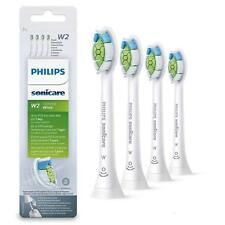 4 Stück Original Philips Sonicare Optimal W2 White Ersatzbürsten NEU & OVP