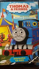 Thomas and Friends The Great Festival Adventure (PC: Windows, 2006)