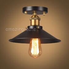 Vintage Deckenlampen Retro φ26cm Leuchte Pendelleuchte Hängelampe Lampe für E27