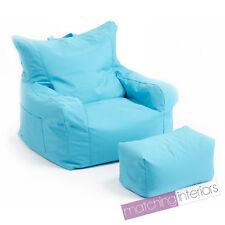 Aqua Budget Pouf poire chaise + ECHELLE Tabouret Gamer Jeu fauteuil jardin