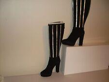 Gianfranco Ferre Stivale Donna Women's  Heel Boot sz 38
