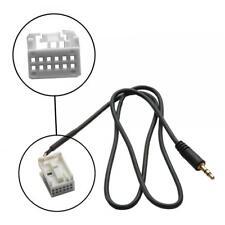 AUX IN Input Interface Adaptateur Voiture Radio stéréo pour iPod MP3 Mercedes Classe A