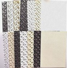 A5 Kanban Gold and Silver Foiled Card Butterfly/Flowers/Hearts/Rings NEW