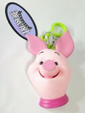Nwt Piglet Treasure Keeper Rubber Coin Purse Keychain Applause Winnie The Pooh