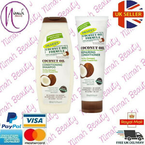Palmers Coconut Oil Hair Care Shampoo 400ml and Conditioner 250ml