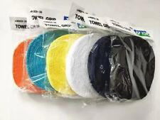 Yonex AC402EX-30 Towel Grip Roll Badminton Squash Rackets Over Grips, GENUINE