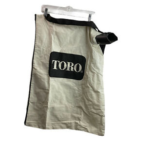 Toro Canvas Grass Lawnmower Bag (Bag Only / No Frame)