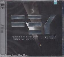 CD / DVD - Fey CD Todo Lo Que Soy EN VIVO - BRAND NEW