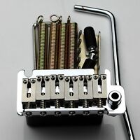 Electric Guitar Tremolo Bridge Stainless Steel Block for Strat guitar BS184CR