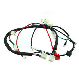 Wiring Harness Loom For Zongshen 190cc Electric Start Pit Dirt Bike Motorcycle