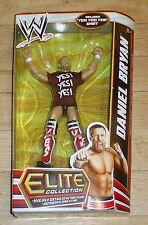 2012 WWE WWF Mattel Daniel Bryan Elite Wrestling Figure MIP Ser 19 Yes Shirt