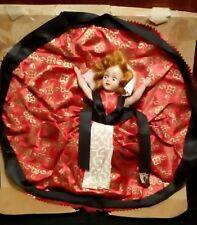 "Vintage International Doll in Dress 8"""