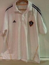 Adidas LA Galaxy #23 Beckham Clima 365 Soccer Short Sleeve Shirt Jersey Size XL