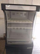 Beverage Air BZ13-1-RA Open Display Case Merchandiser Refrigerator