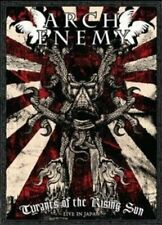 Arch Enemy - Tyrants Of The Rising Sun (2 CD + DVD) NUOVO SIGILLATO RARO