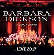 Barbara Dickson - In Good Company - Live 2017 [CD]