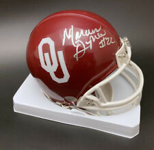 Marcus Dupree SIGNED University of Oklahoma Mini Helmet PSA/DNA AUTOGRAPHED
