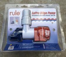 Rule, Lopro Bilge Pump