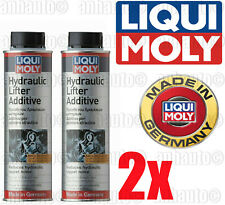 Liqui Moly 20004 Hydraulic Lifter Additive - 300ML (Pack of 2) 600ML Total