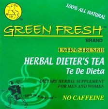 Extra Strength Herbal Dieter's Tea for Weight Loss Detox Tea (18 count)- U.S.A.