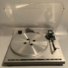 Onkyo CP-1130F Vintage Fully Automatic Direct Drive Turntable Tested