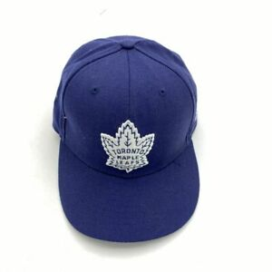 Toronto Maple Leafs Kids NHL Basic 59FIFTY Fitted Sized Cap, 7 , 55.8 Cm