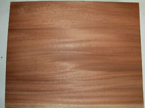 Body Korpus Blank Mahagoni Sapeli ungehobelt ca 63 mm Tonholz Gitarrenbau